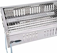 AYDQC Shelves adjustable BBQ grill suitable for