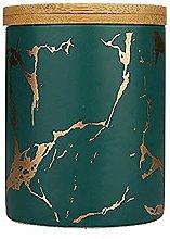 AYES Ceramics Dampproof Storage Jar, Tea and