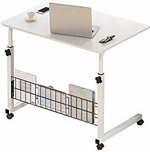 AYHa Computer Desk Mobile Lifting Desk Notebook