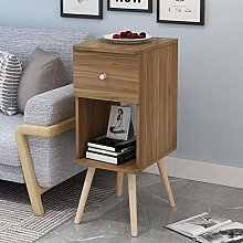 AYHa Sofa Side Cabinet Small Coffee Bed Bedroom
