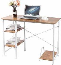 AYNEFY Computer Desk, Modern Heavy Duty Computer