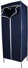 AYNEFY Fabric Wardrobe, Single Canvas Standing