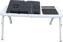 AYNEFY Laptop Bed Tray, Laptop Tray Desk Laptop