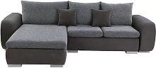 Aysen Sleeper Corner Sofa Bed Ebern Designs
