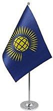 AZ FLAG Commonwealth New prestige Table Flag