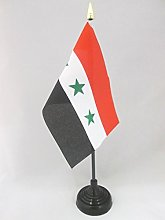AZ FLAG Iraq Table Flag 4'' x 6''