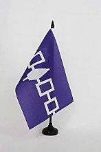 AZ FLAG Iroquois People Table Flag 5'' x