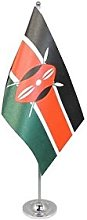 AZ FLAG Kenya prestige Table Flag 6'' x