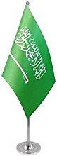 AZ FLAG Saudi Arabia prestige Table Flag