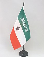 AZ FLAG Somaliland Table Flag 5'' x