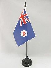 AZ FLAG Tasmania Table Flag 4'' x