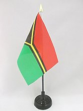 AZ FLAG Vanuatu Table Flag 4'' x