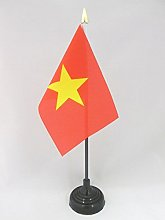 AZ FLAG Vietnam Table Flag 4'' x