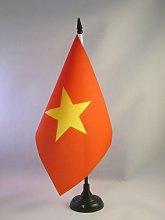 AZ FLAG Vietnam Table Flag 5'' x