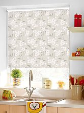 Azalea Sunset Floral Roller Blind