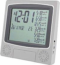 Azan Clock Prayer Times Table Clock Muslim Digital