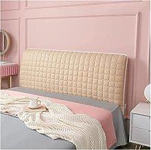 AZJQCHY Bed Headboard Cover, Elastic Headboard