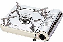 AZXC Camping Stove, Stainless Steel Cassette