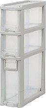 Azyq Kitchen Storage Cabinet, Free Standing Linen
