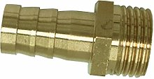 B Baosity Male Threaded Pipe Connectors DN15 Pipe