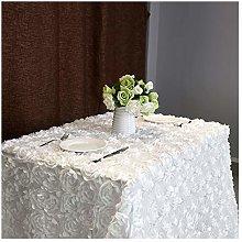 B-COOL 3D Floral Tablecloth Rectangular 60 x102