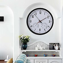 B-Creative New Living Home Office Wall Clock Round