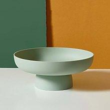 B-fengliu Fruit Bowl With Stand Creative Homemade