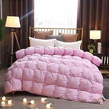 B/H Cosy Duvet,Home pure color cotton