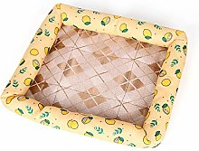 B/H Small Removable Bed,Puppy Dog Mat Pad,Cat
