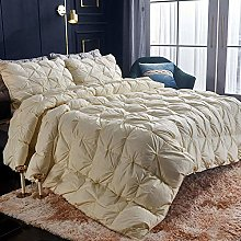 B/H Thick Warm Winter Duvet Quilt,Thick twisted