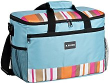 B.PRIME Large 20 litres Insulated Cool Bag - 36 x
