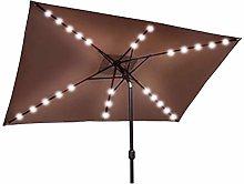 baa Solar Garden Umbrella Light Lighting String