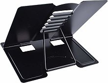 BABIFIS Metal Book Stand Folding Reading Stand