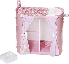 Baby Annabell 2-in-1 Baby Unit Wardrobe/Changing