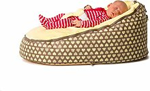 Baby Bean Bag by Lily Pod - New Born support Chair