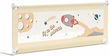 Baby Bed Guardrail, Super Long Foldable Safety Bed