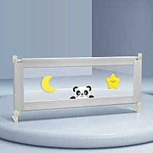 Baby Bed Rail, Foldable Toddlers Safety Bed Rail