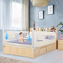 Baby Bed Rail, Portable Folding Bed Guard Kids