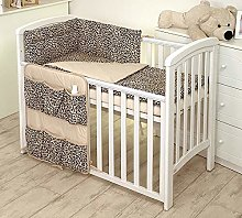 Baby Bedding, 5 Sets, Suitable for Crib, Pillow,