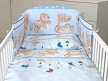 Baby Bedding, Crib kit for Three Cribs, Duvet