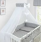 BABY BEDDING SET COT COTBED 3 6 10 14 Pieces