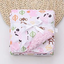 Baby Blanket Baby Blankets New Thicken Double
