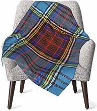 Baby Blanket Flannel Fleece Soft & Warm Anderson