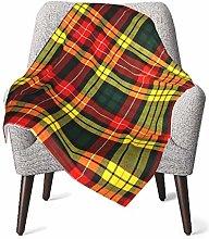 Baby Blanket Flannel Fleece Soft & Warm Buchanan