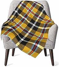 Baby Blanket Flannel Fleece Soft & Warm Cornish