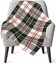 Baby Blanket Flannel Fleece Soft & Warm MacPherson