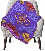 Baby Blanket Flannel Fleece Soft & Warm Magic