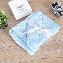 Baby Blanket for Boys/Girls Newborn Stroller