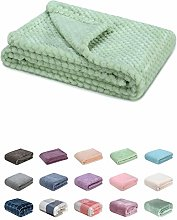 Baby Blanket for Girl or boy, Fuzzy Fluffy