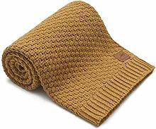 Baby Blanket Yellow